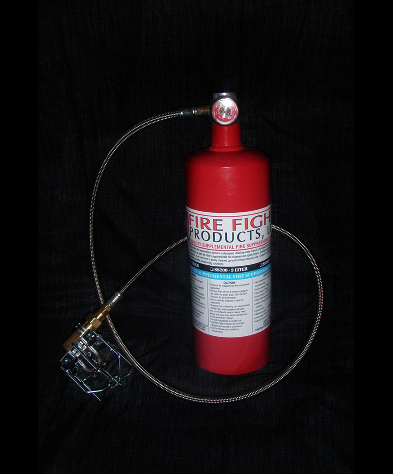 Foam liquid extinguishers